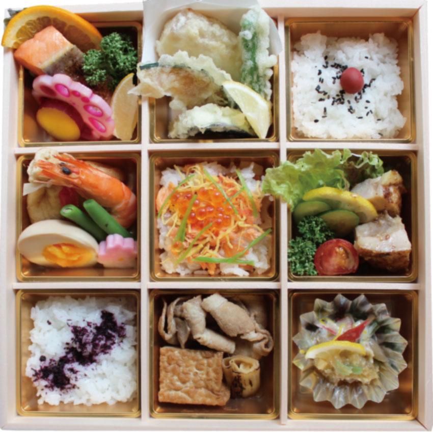 【中華(李白)と和食から選べる♪】テイクアウトのお弁当が新登場!